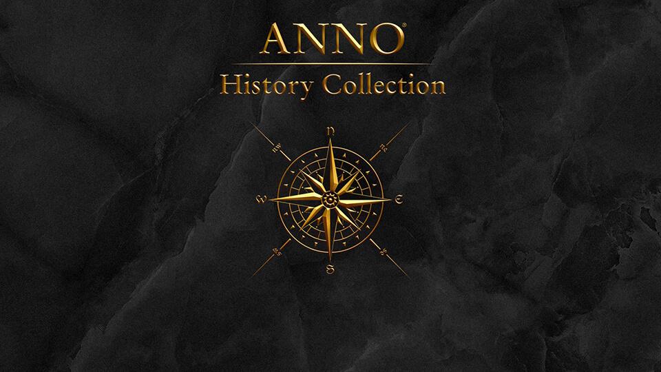 Anno History Collection: Aufbau-Klassiker im Rad der Zeit