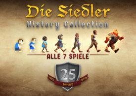 Die Siedler History Edition: 25 Jahre wildes Gewusel