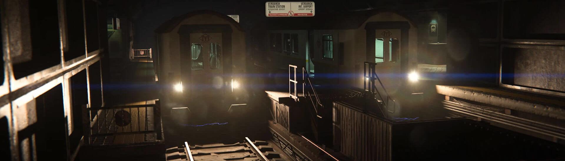 CoD Warzone: Schussverbot in der neuen U-Bahn
