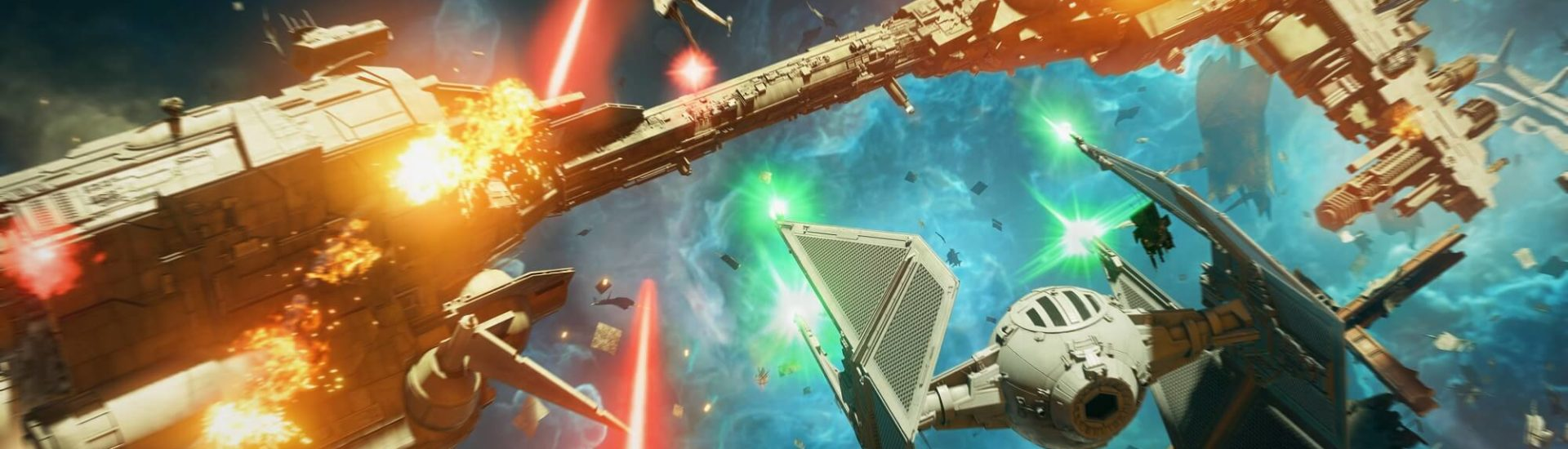 Star Wars: Squadrons – Gänsehautmomente und böse Rebellen?