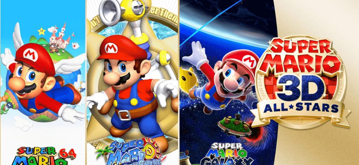 """""""Super Mario 3D All-Stars"""" erscheint endlich für die Switch"""