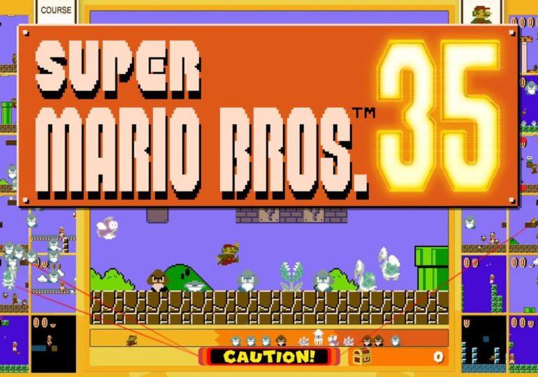 Battle Royale im Mario-Universum