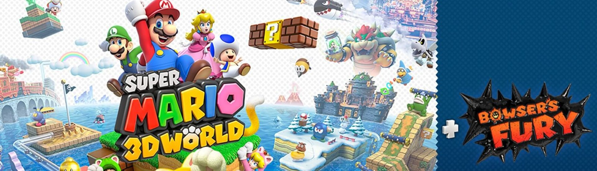 """Super Mario 3D World"" + ""Bowser's Fury"" kommt Anfang 2021 für Nintendo Switch"
