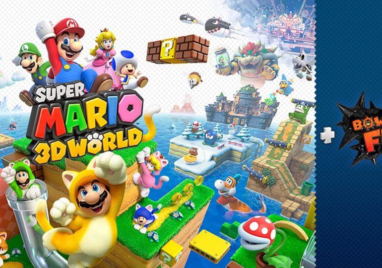 """Super Mario 3D World"" + ""Bowser's Fury"" kommt Anfang 2021 für Nintendo Switch"
