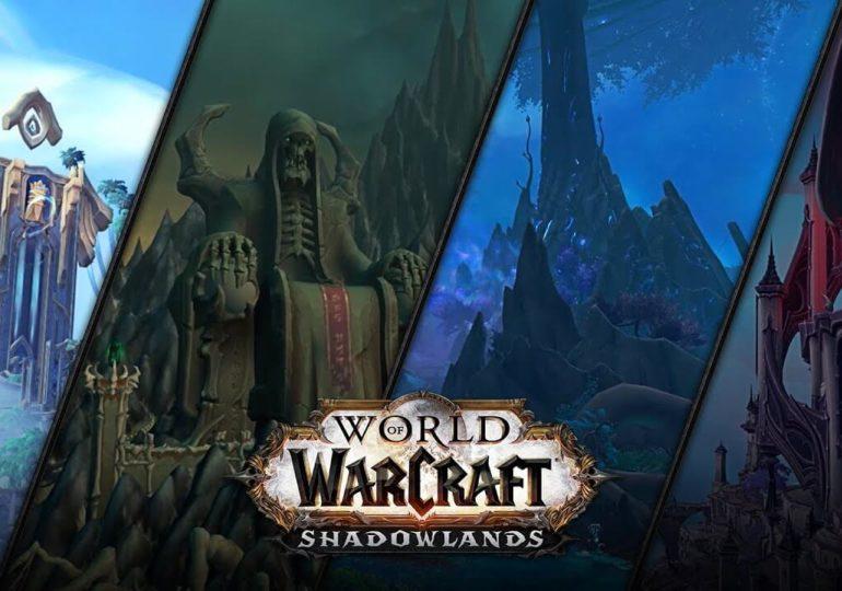 WoW Shadowlands: Neues Release-Datum steht nun fest