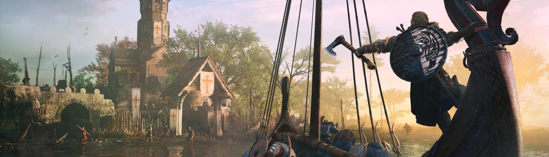 """AC Valhalla: Gratis-Update bringt """"River Raids"""""""