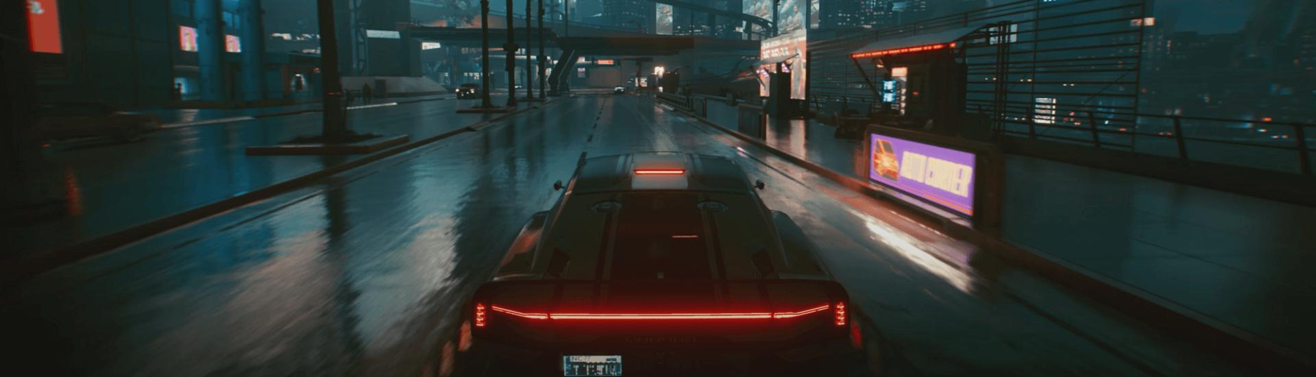 Cyberpunk 2077: Fahrzeuge in Klassen-System eingeteilt