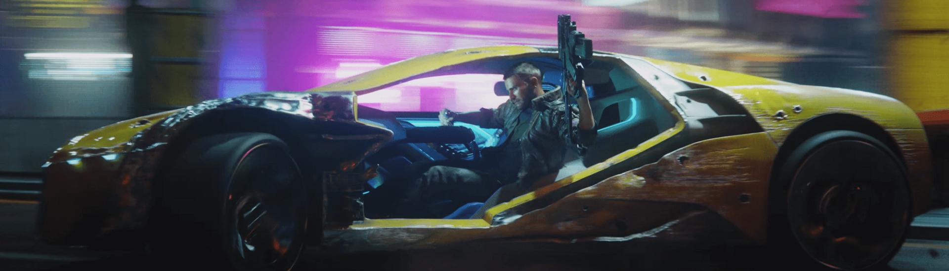 Neuer Trailer zu Cyberpunkt 2077: Keanu Reeves spricht zu uns