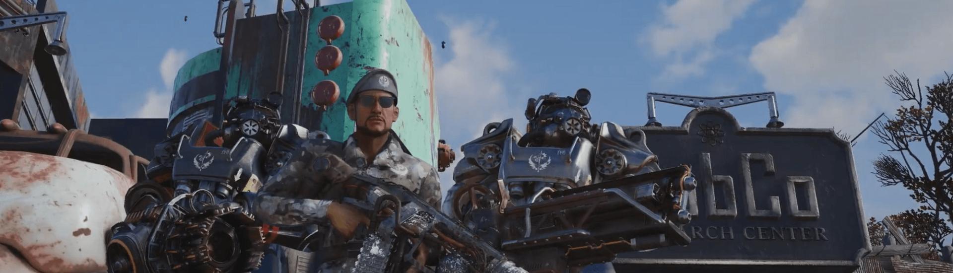 """Ad Victoriam! Die """"Stählerne Dämmerung"""" bricht in Fallout 76 an"""