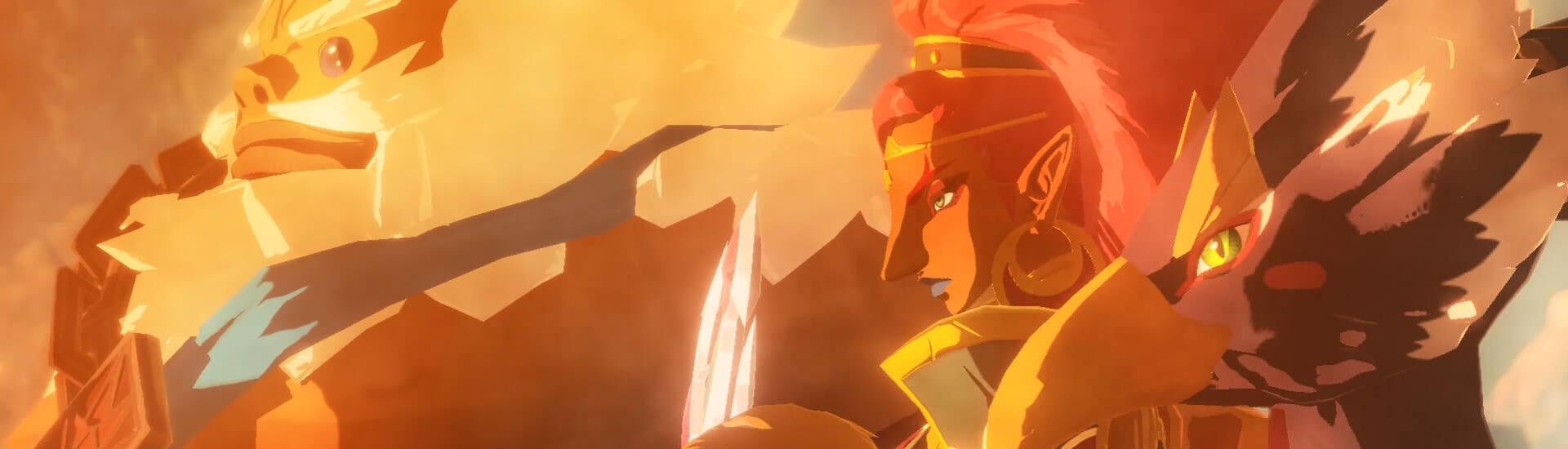 Vorbei die Zeit der brechenden Schwerter! Neues Gameplay zu Hyrule Warriors