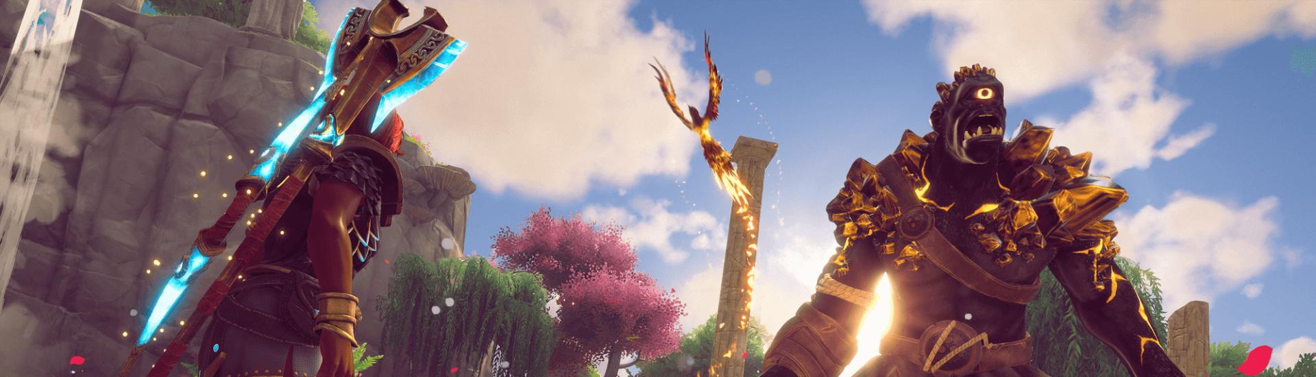 """""""Immortals: Fenyx Rising"""" hat Gold-Status erreicht — Release im Dezember"""