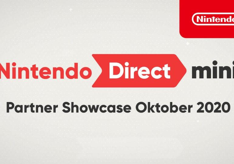 Nintendo Direct Mini: Alle Ankündigungen im Überblick