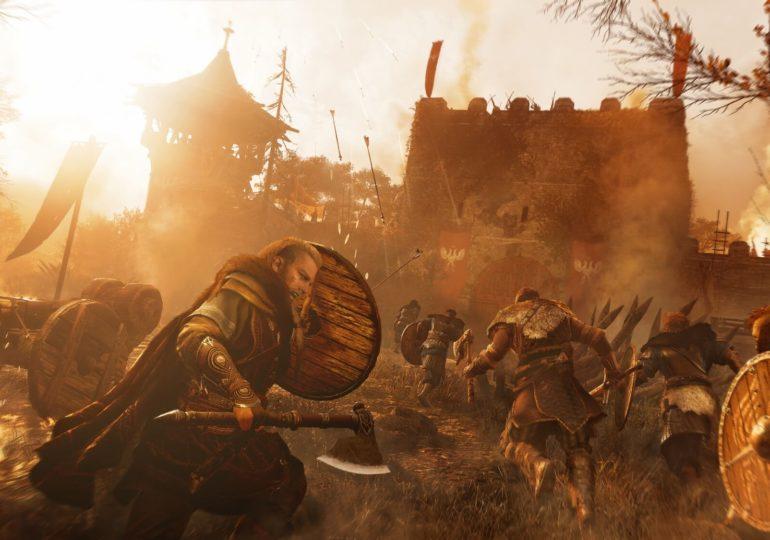 Assassins Creed Valhalla: England beherrschen, leicht gemacht!