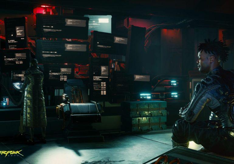 Cyberpunk 2077: Dataminer findet großen Patch