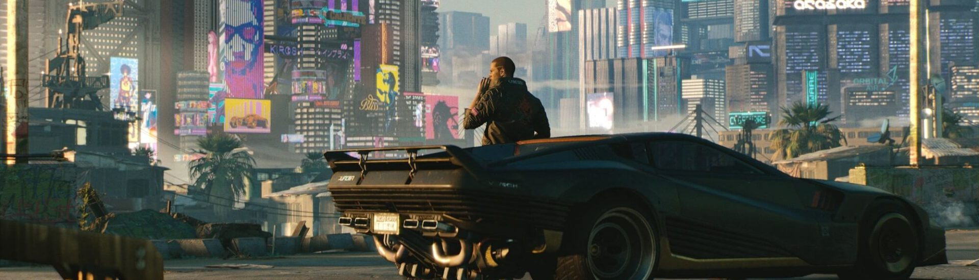 Cyberpunk Night City Wire 5 zeigt euch neues Gameplay und die Story hinter Cyberpunk 2077