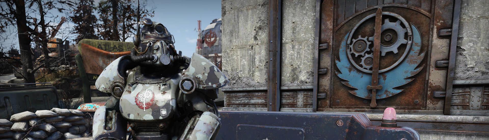 Fallout 76: The Brotherhood of Steel erobert im Dezember das Ödland