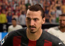 Zlatan Ibrahimović vs. EA/FIFA 21