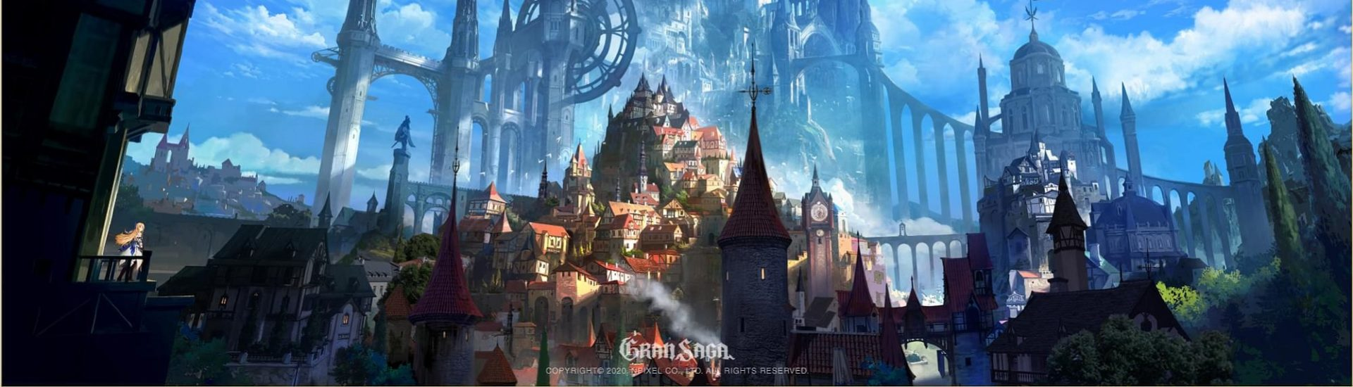 Gran Saga: Anime-MMO zum Spielen und Zuschauen