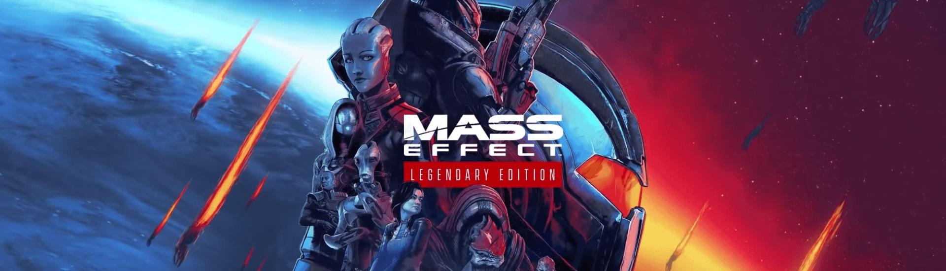 Geleakte Infos: Mass Effect-Remaster erscheint in wenigen Wochen