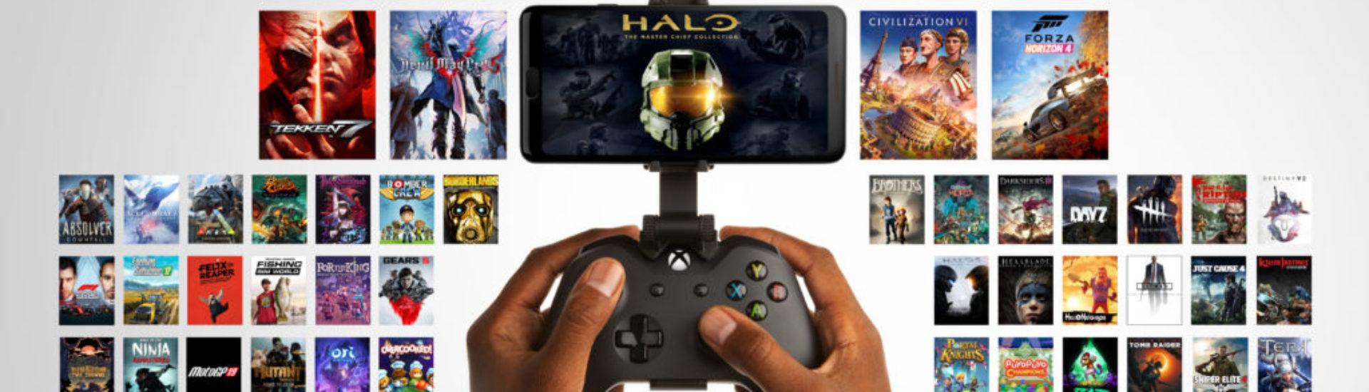 Xbox Series X/S-Spiele ohne Konsole spielbar