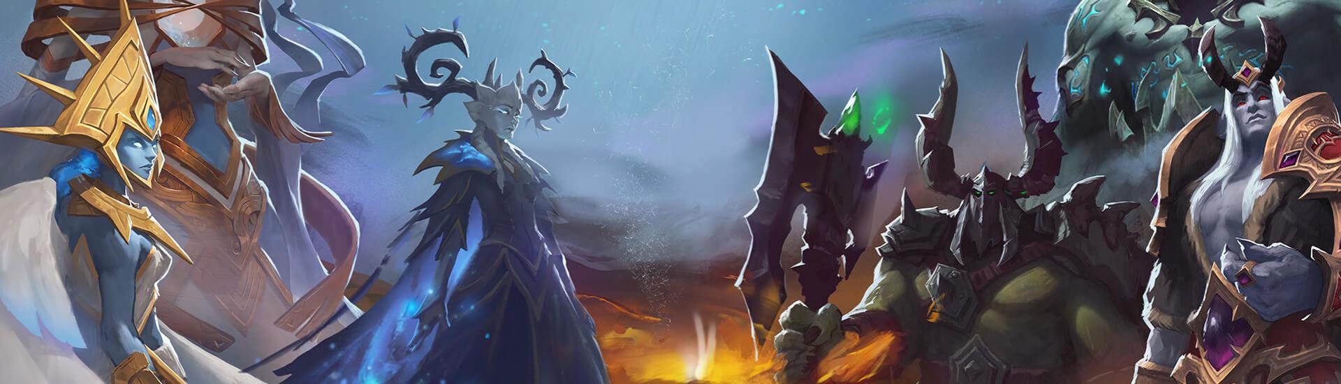 WoW Shadowlands: Erster Spieler nach drei Stunden auf Max-Level