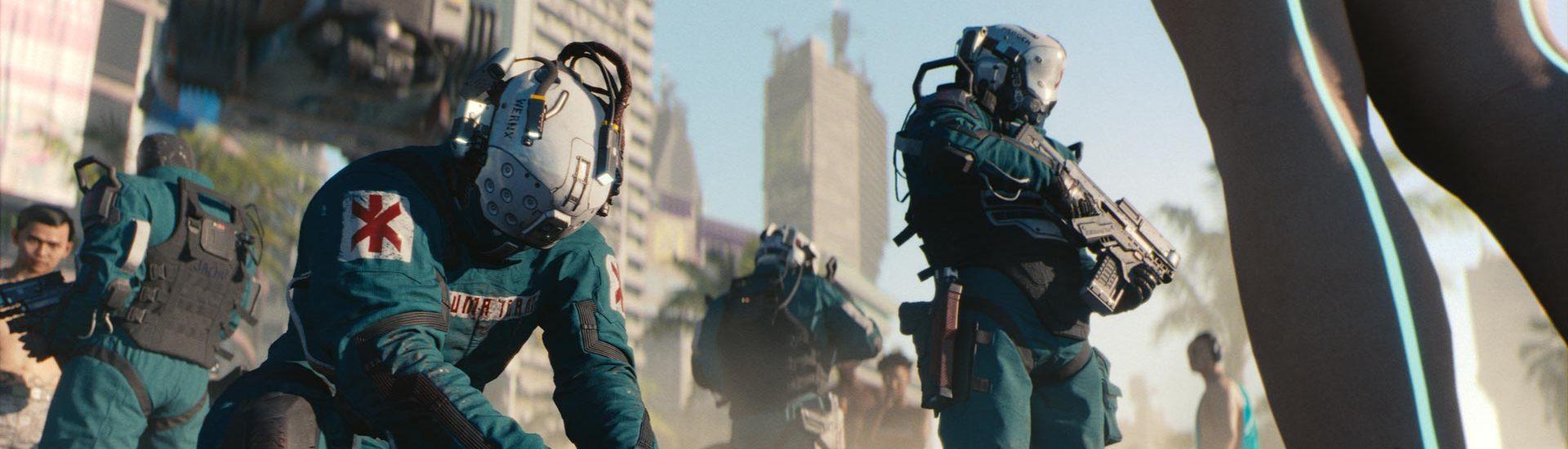 Cyberpunk 2077: Entwickler vermutet hinter den Bugs Vertuschung