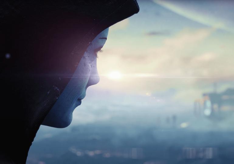 Neues Mass Effect wieder mit Commander Shepard?