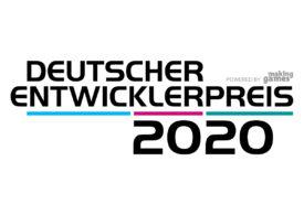 Deutscher Entwicklerpreis 2020: Sieger stehen jetzt fest