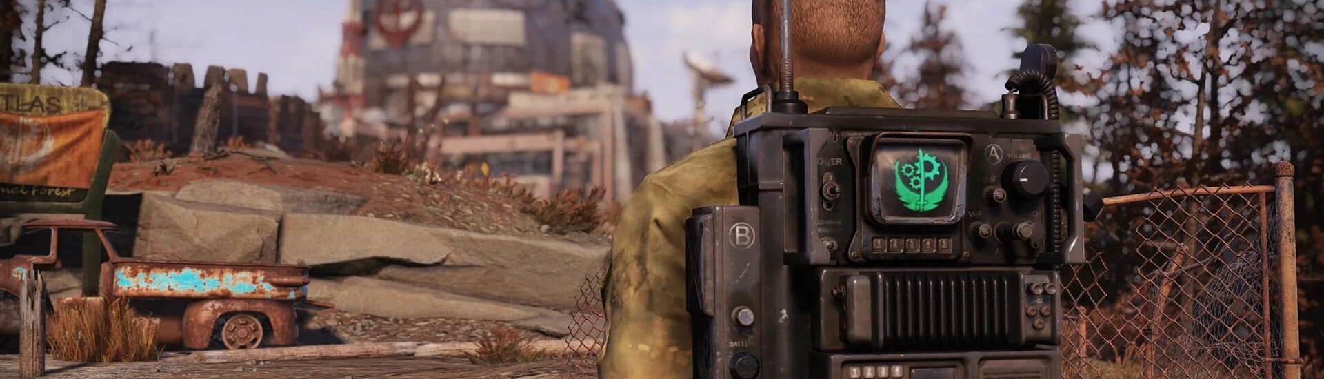 Übersichtlicheres Inventar: Fallout 76 erfüllt Community-Wunsch