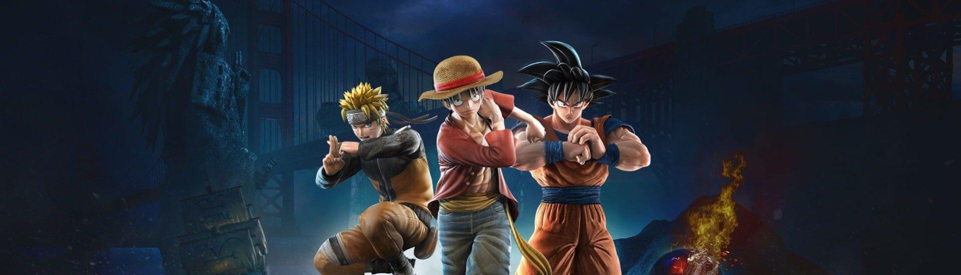 Jump Force: Zusammenschluss der Anime-Giganten
