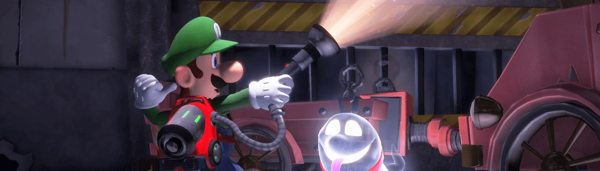 Luigi's Mansion-Entwicklerstudio nun First Party-Entwickler