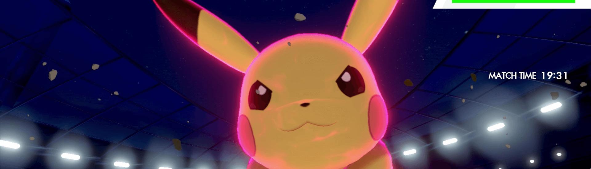 Pokémon Schwert/Schild: Spezial-Pikachu als Geschenk