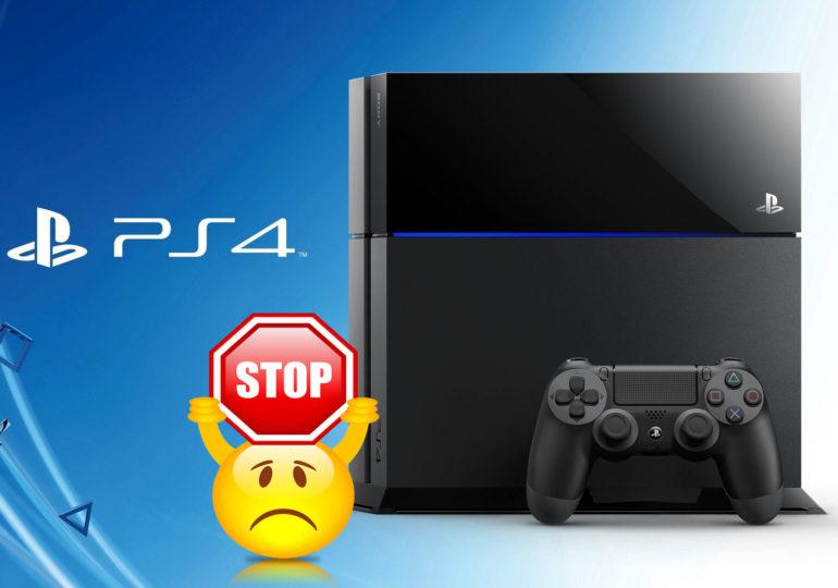 Produktionsstopp: Sony konzentriert sich auf die Next-Gen
