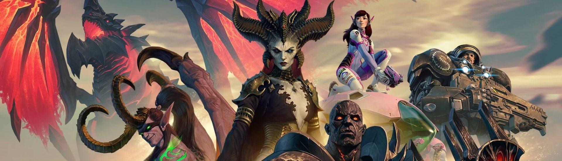 BlizzCon 2021: Digitale Blizzard-Messe im Februar