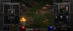 Diablo 2: Resurrected: Spieler-Inventar