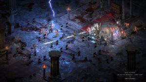 Diablo 2: Resurrected: Kampf in der Kathedrale