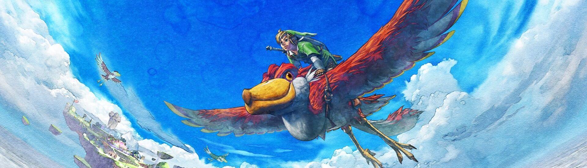 Nintendo Direct: Zelda Skyward Sword Remake, Splatoon 3 und weitere Titel angekündigt