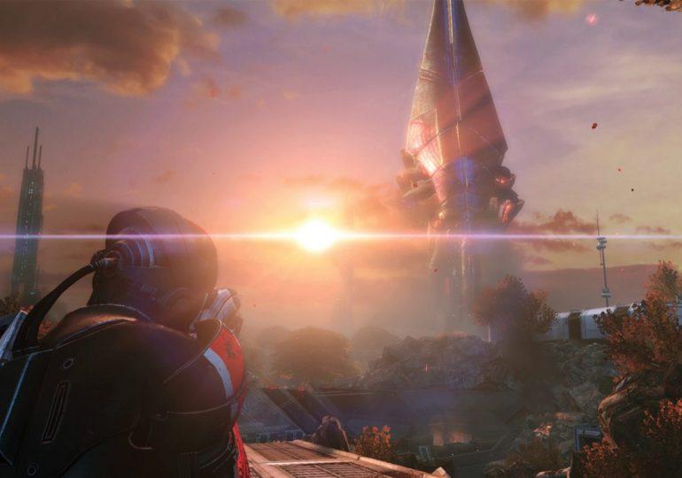 Mass Effect: Legendary Edition-Trailer zeigt Shepard-Trilogie in neuem Glanz