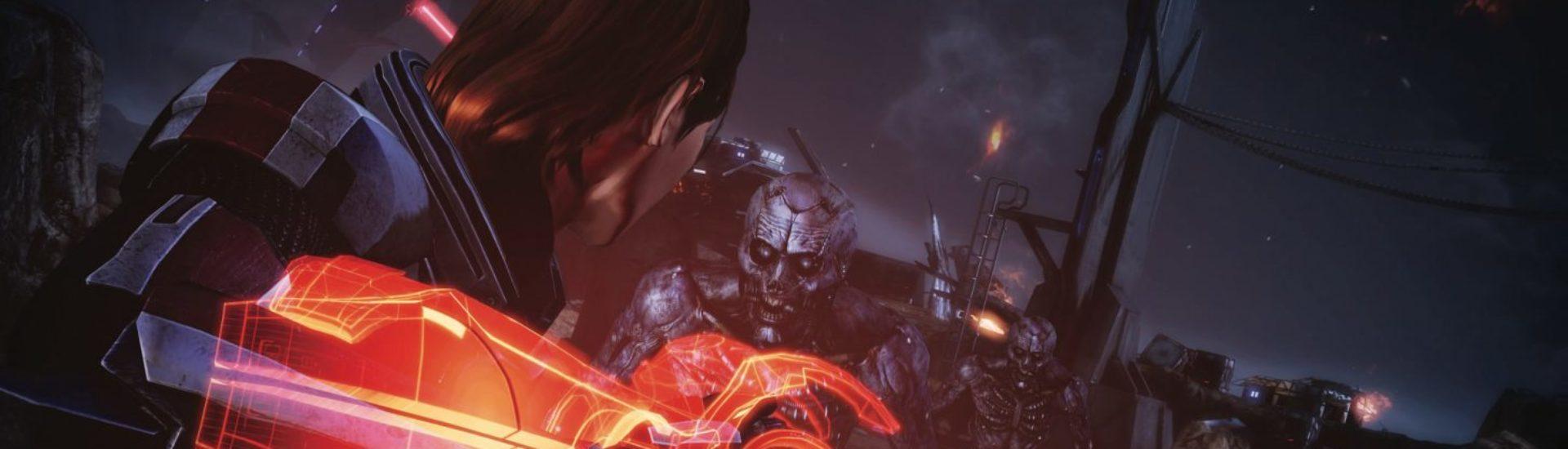 Mass Effect Legendary Edition: Absurder Glitsch und grafische Verbesserungen