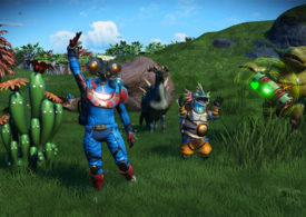 No Man's Sky: Neues Gratis-Update bringt Pets