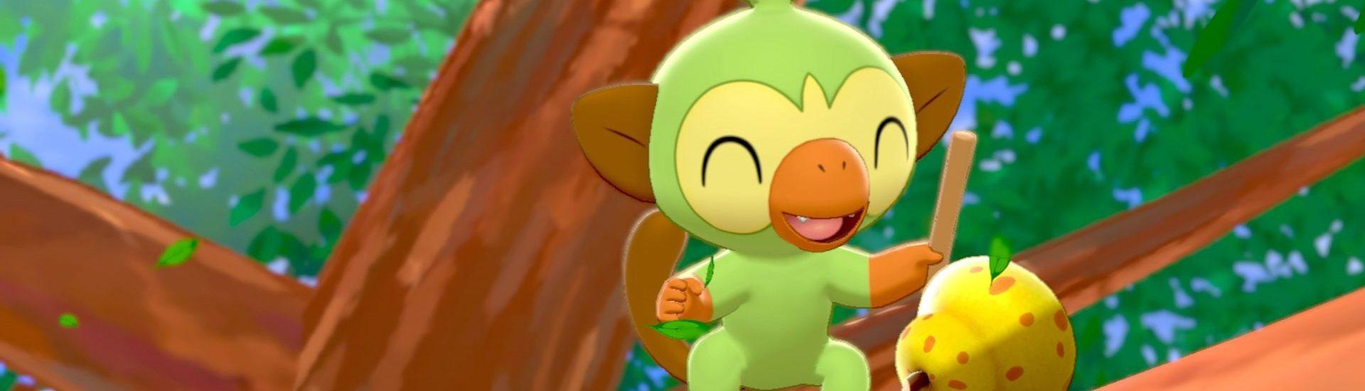 Pokémon Schwert/Schild: Platz drei der meistverkauften Pokémon-Titel