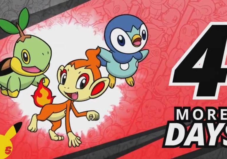The Pokémon Company teast selbst Perl & Diamant