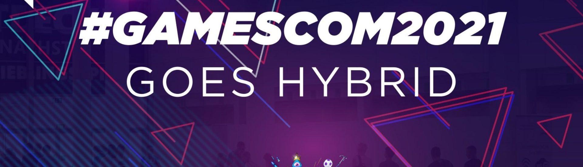 gamescom 2021: Hybrid-Modell in diesem Jahr