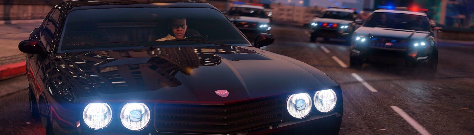 GTA Online: Neuer Patch verkürzt Ladezeiten
