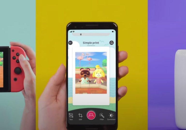 Nintendo Switch: Mini-Drucker erweckt Screenshots zum Leben