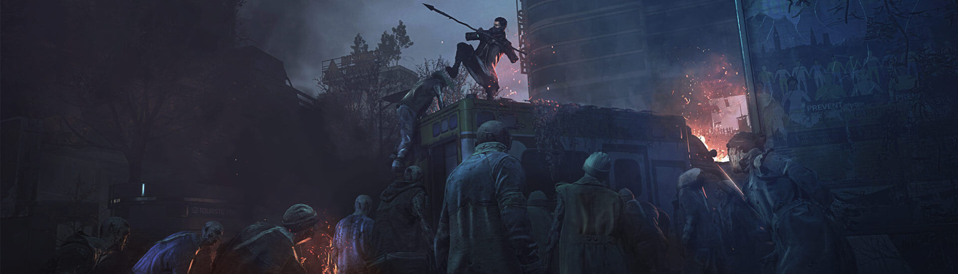 Dying Light 2: Neues Gameplay und fester Release-Termin