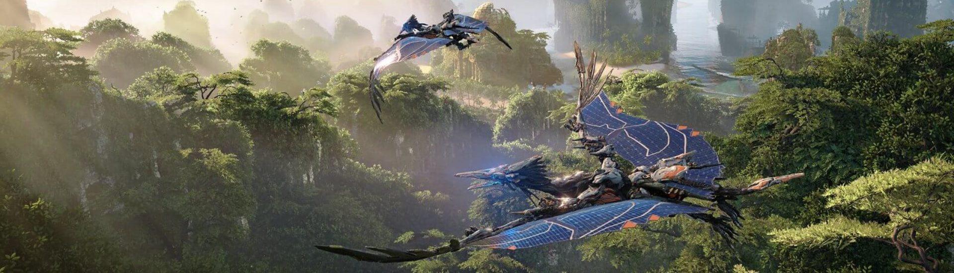 Horizon 2: Forbidden West – Neue Infos und Gameplay