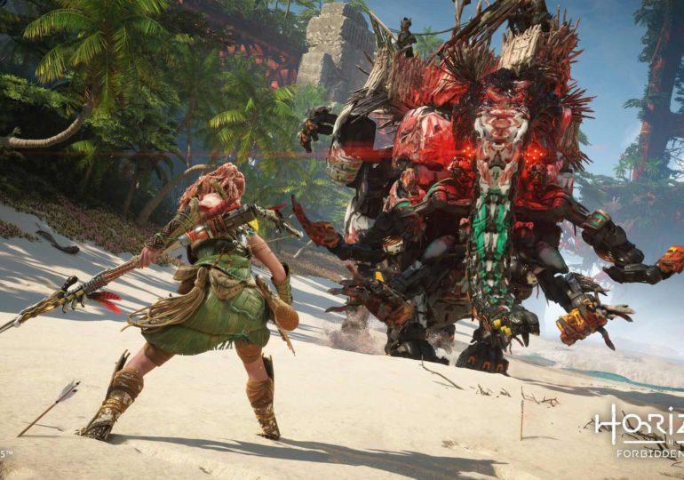 Horizon Forbidden West: Gameplay zeigt, was Aloy dazugelernt hat