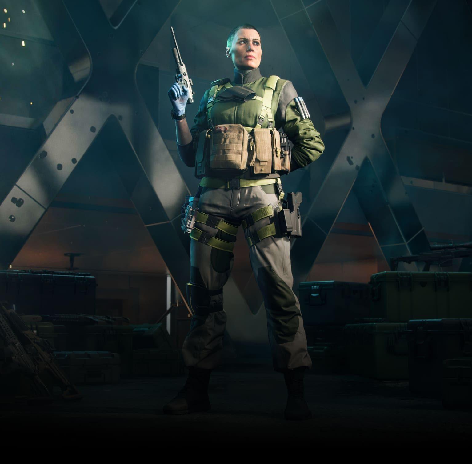 Battlefield 2042: Maria Falck