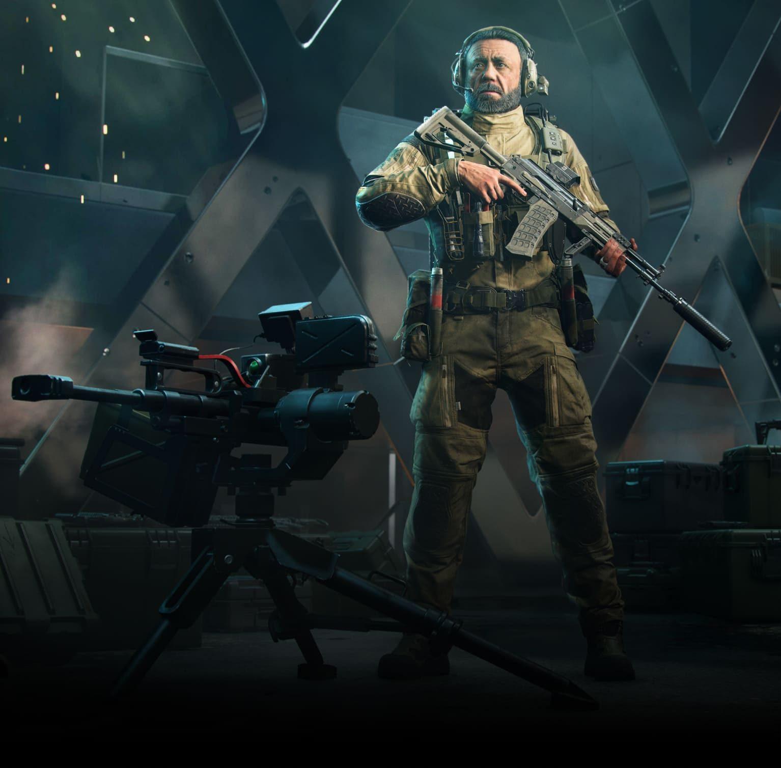 """Battlefield 2042: Pyotr""""Boris"""" Guskovsky"""